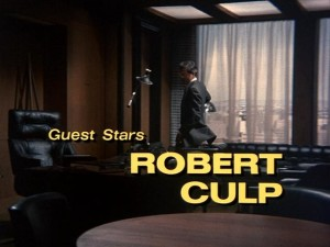 Robert Culp in Columbo: Death Lends a Hand