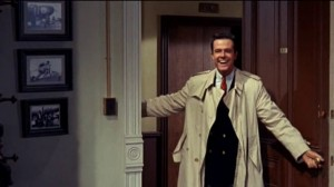 Robert Culp as Russ Wilson in SUNDAY IN NEW YORK