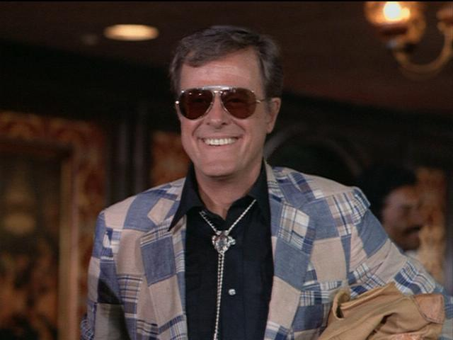 Robert Culp as FBI Agent Bill Maxwell in THE GREATEST AMERICAN HERO